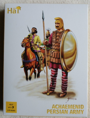 HaT 1/72 HAT8117 Achaemenid Persian Army (Ancients)